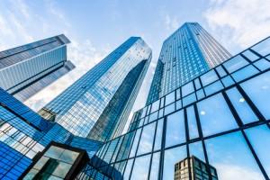 Banken und online Banken