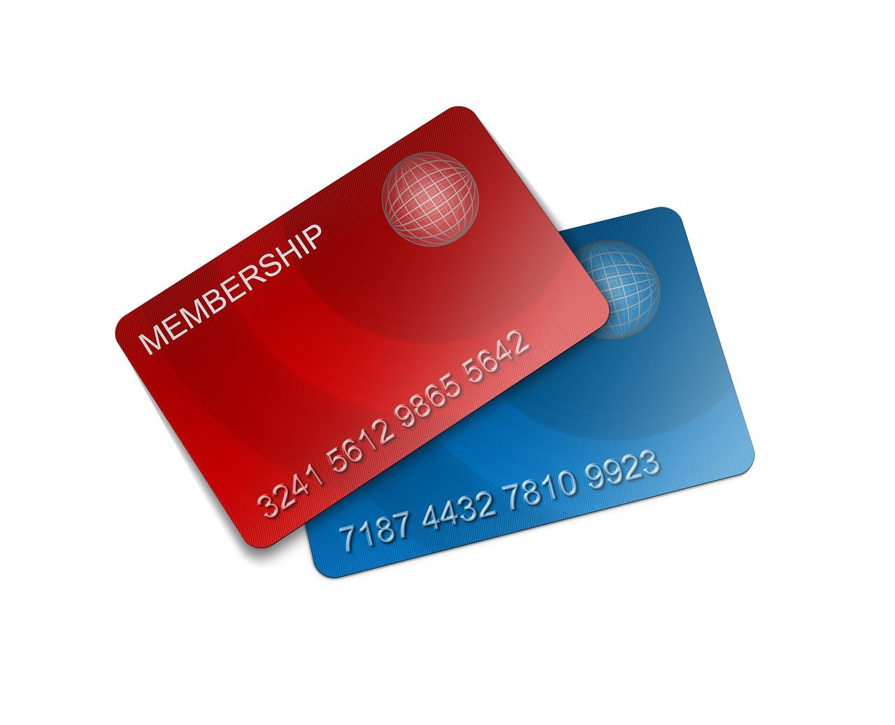warum kreditkarte